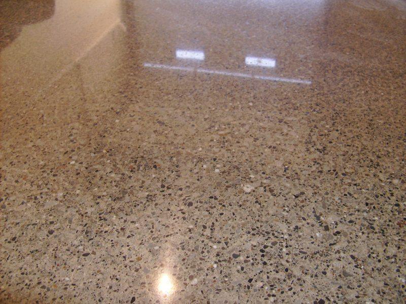 Polished Concrete The Concrete Protector
