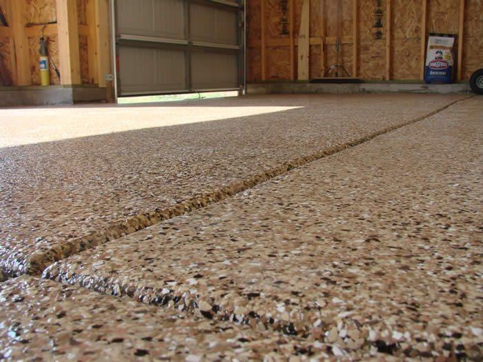 epoxy garage floor coating epoxy flake system. Black Bedroom Furniture Sets. Home Design Ideas