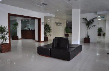 anti-microbial floors