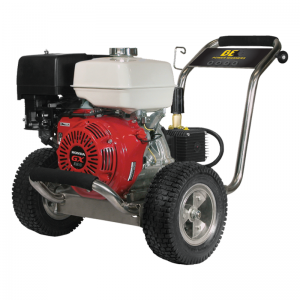 Pressure Washing Equipment