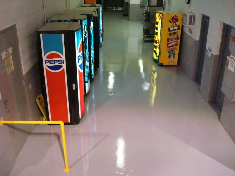 Resinous Flooring | The Concrete Protector