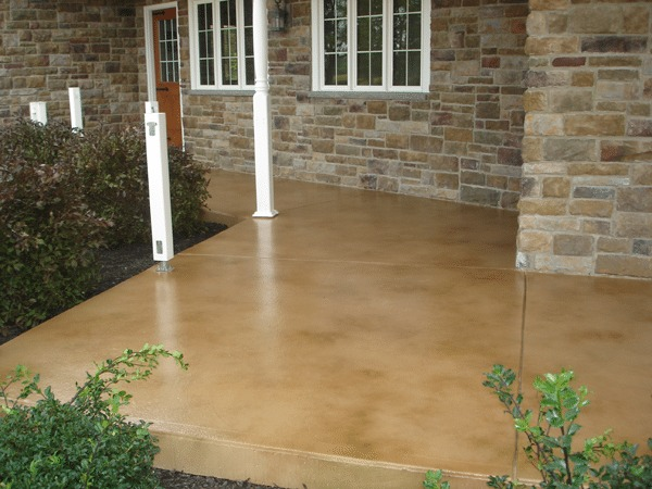 Tuscan Slate Textured Concrete The Concrete Protector