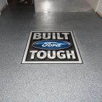Embedded Floor Logos | Epoxy Flooring | The Concrete Protector