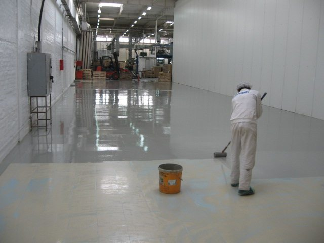 heavy duty rubber floors