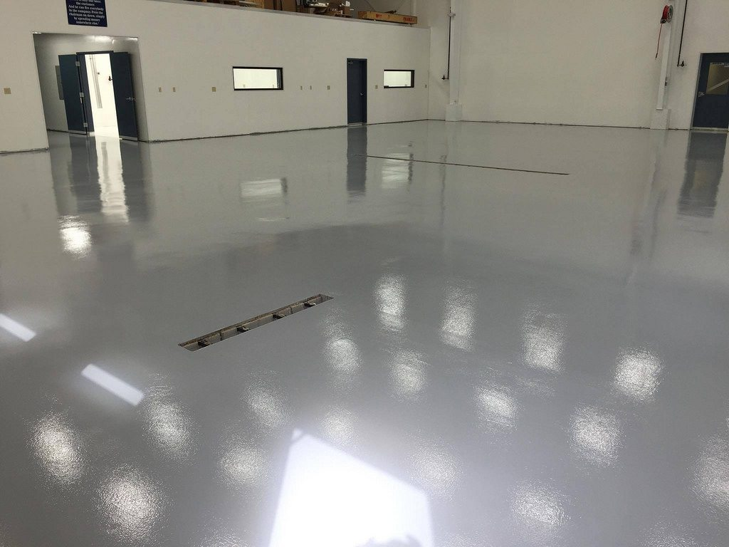 resinous floors