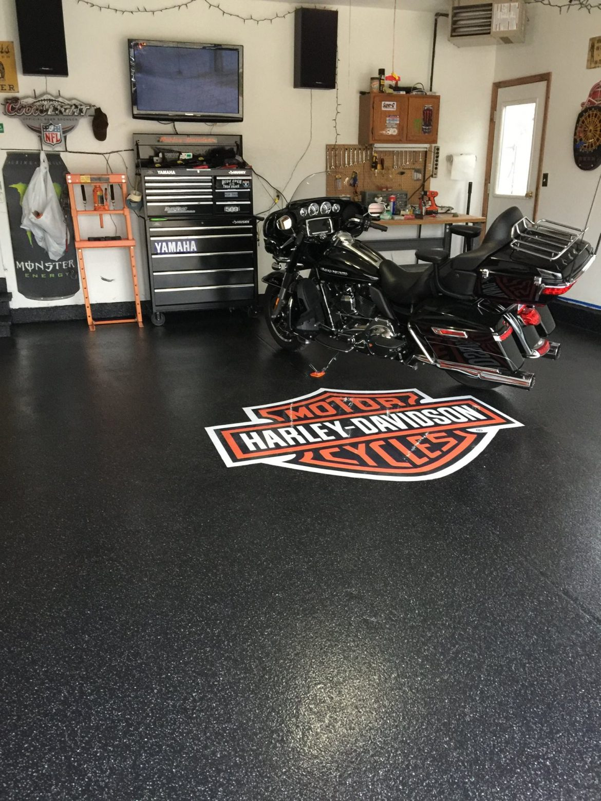 Decorative Concrete Winchester Virginia