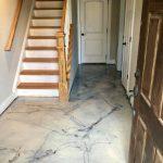 Italian Marble Epoxy Flooring | The Concrete Protector