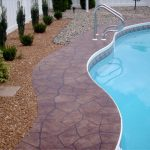 Grand Flagstone Concrete Overlay | The Concrete Protector