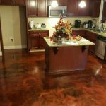 Metallic Marble Epoxy Flooring | Concrete Coatings