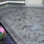 Slate Stained Concrete Overlay | The Concrete Protector