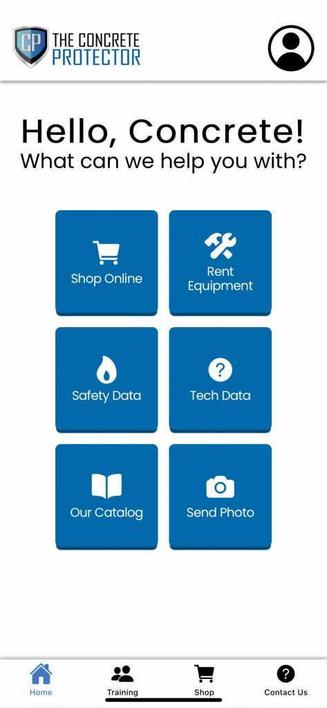 The Concrete Protector has developed an app to take your contracting business to the next level!